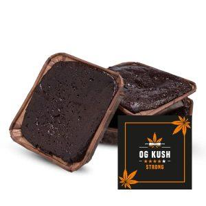 O.G. Kush Brownie