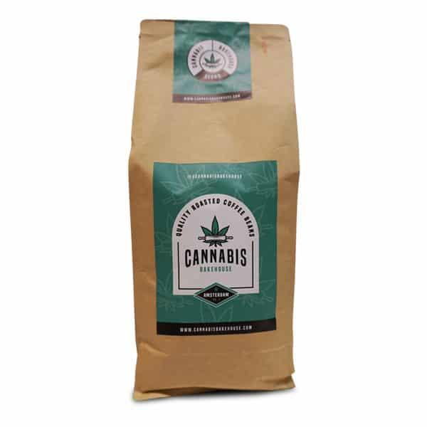 Cannabis koffiebonen