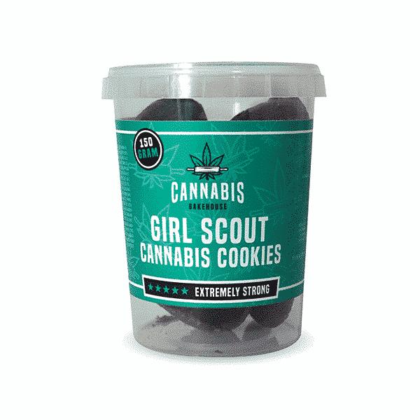 Girl Scout Cannabiskoekjes