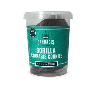 Gorilla Cannabiskoekjes