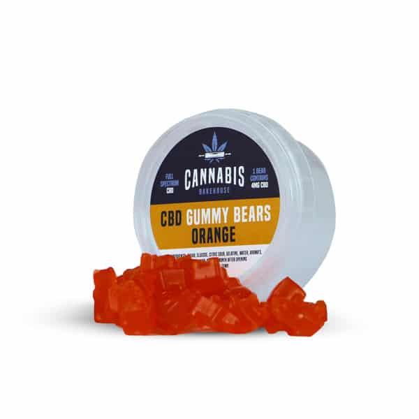 CBD gummy beertjes
