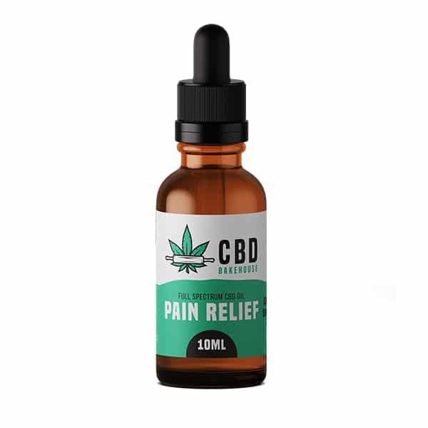 CBD Olie Pijnstiller