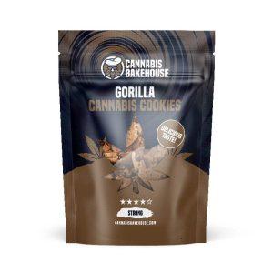 Gorilla Cannabis Cookies - CannabisBakehouse.com