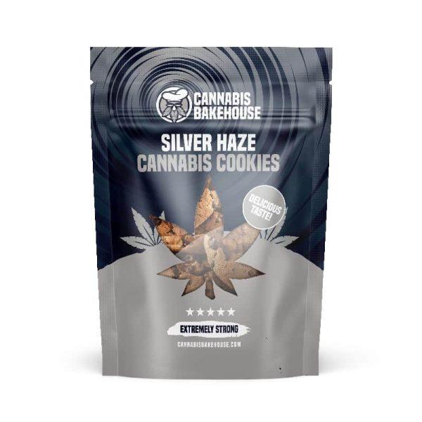 Silver Haze Cookies - CannabisBakehouse.com